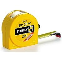 Stabila Messgeräte 16456 BM 30 W SP - Metro a nastro tascabile, 3 m