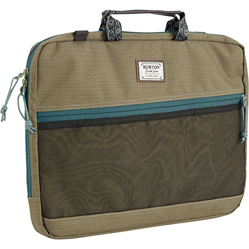 Burton adulti Laptop Etui hyperlink 13 in, Unisex, Laptop Etui HYPERLINK 13 IN, Rucksack Slub, Taglia unica