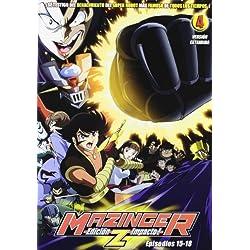 Mazinger Z - Vol. 4 [DVD]