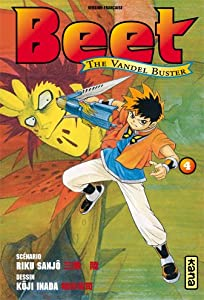 Beet the Vandel Buster Edition simple Tome 4
