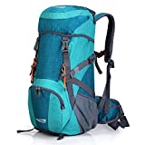 Promover Large 35L Travel Backpack Hiking Daypack Waterproof Camping Rucksack with Rain Cover