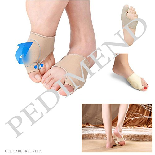 2x-pedimend-super-elastic-fabric-with-soft-flexible-gel-pad-toe-protection-socks-for-bunions-pain-re