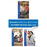 Harlequin Special Edition October 2016 Box Set 2 of 2: Maverick vs. Maverick\Building the Perfect Daddy\A Wedding Worth Waiting For