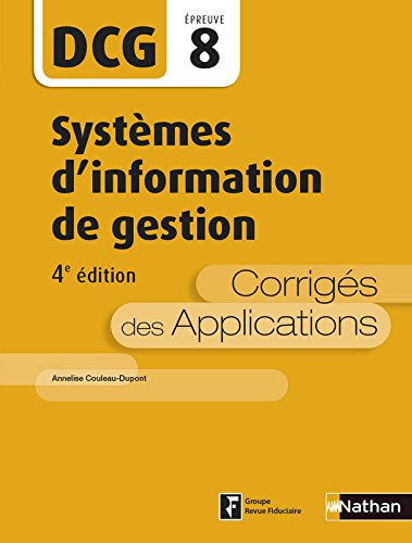 Systmes d'information de gestion - 4e edition