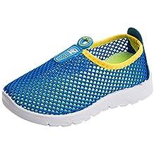 Berimaterry Zapatos para Niños Osiris Sandalias Zapatos Bebe niña Verano Primeros Pasos Deportivo Transpirable Neto Fresco