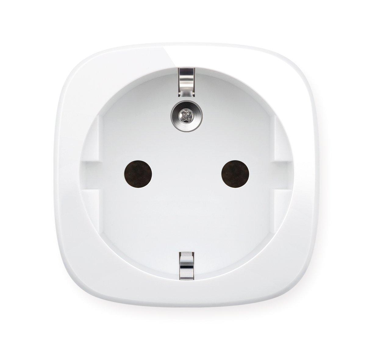 Elgato Eve Energy – Capteur de consommation, interrupteur sans fil avec technologie Homekit d'Apple