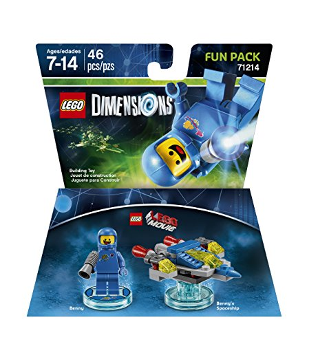 LEGO Movie Benny Fun Pack - LEGO Dimensions by Warner Home Video - Games