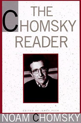 Chomsky Reader por Noam Chomsky
