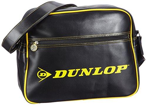 Dunlop Unisex Retro Style Shoulder Messenger Bag