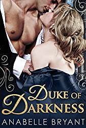 Duke Of Darkness (Three Regency Rogues, Book 2)
