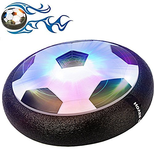 Mixhome Hover Ball  Fun Indoor Soft Foam Floating Football with Glide Base