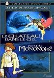 Le chateau dans le ciel;princesse mononoke