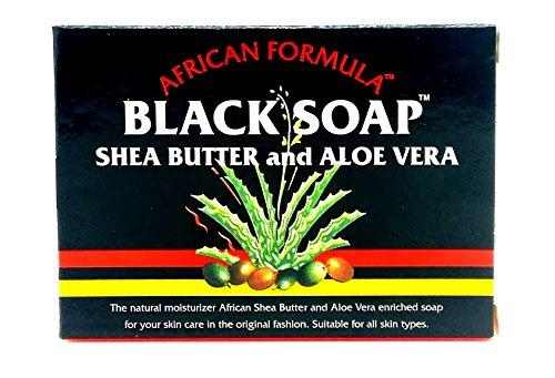 Black Soap Shea Butter & Aloe Vera 3.5 oz