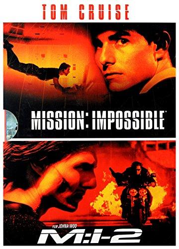 Mission Impossible / Mission Impossible 2 [BOX] [2DVD] (Pas de version française)