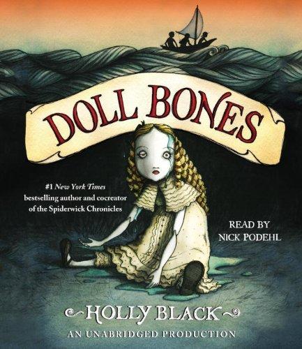 Doll Bones by Holly Black (2013-05-14)