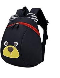 Preisvergleich für Tierkarikatur Kinderrucksack, Anti verloren Kinder Rucksack Mini Bär Schule Tasche für Baby
