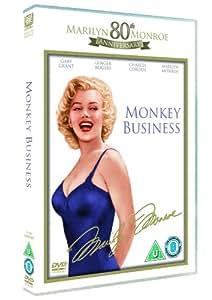 Monkey Business [DVD] [1952]
