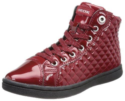 Geox J CREAMY B J34L5B00002C7000 Mädchen Sneaker Rot (RED C7000)