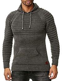 Reslad Sweatshirt Herren Zipper Kragen Pullover RS 03
