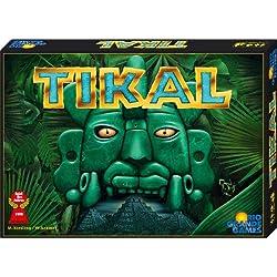 ABACUSSPIELE 13051 - Tikal, Spiel des Jahres 1999, Brettspiel