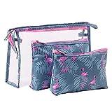 0f2d10954d Nowbetter make up set borsa multifunzione grande capacità borse cosmetici trousse  da viaggio portatile di trucco