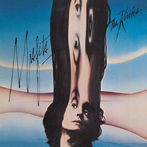 The Kinks: Misfits (Audio CD)