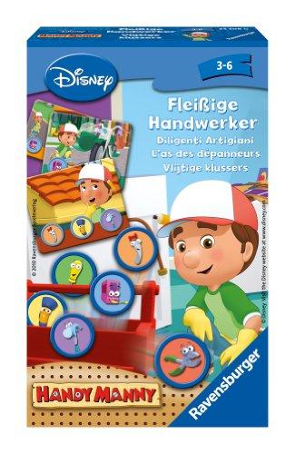 Ravensburger 23309 - Handy Manny: Handwerker - Mitbringspiel