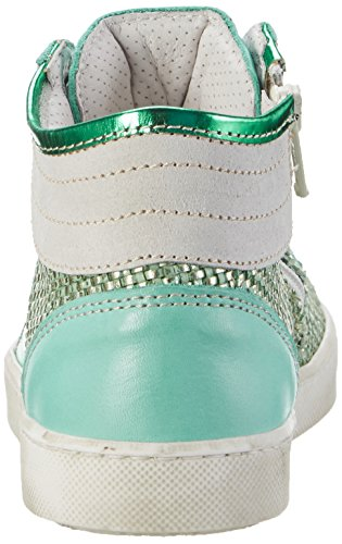Momino Mädchen 2880ns High-Top Türkis (ACQUA)