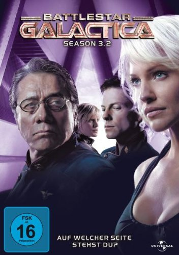 Universal/DVD Battlestar Galactica - Season 3.2 [4 DVDs]