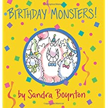 Birthday Monsters (Boynton on Board)