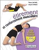 Étirement et Renforcement musculaire - Gym, forme et plaisir, 250 exercices