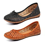 #1: Ziaula Women Comfortable Stylish Casual Bellies