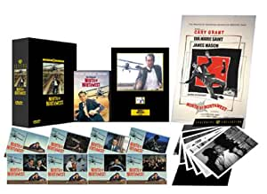 North By Northwest - Limited Edition Collector's Set 2 DVD [Import Zone 1]