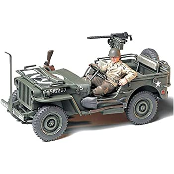 tamiya 35219 maquette jeep willys 1 4 ton echelle 1 35 jeux et jouets. Black Bedroom Furniture Sets. Home Design Ideas