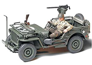 Tamiya Jeep Willys Mb 1 4 Ton