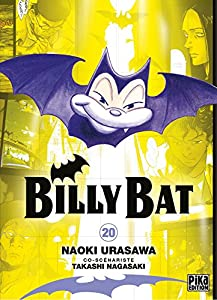 Billy Bat Edition simple Tome 20