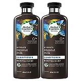 HerbalEssencesBiorenew Coconut Milk Hydrate Conditioner, 13.5 FL OZ (2 Count)