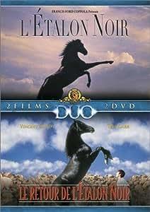 L'Etalon noir / Le Retour de l'étalon noir - Coffret 2 DVD