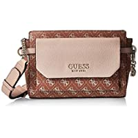 GUESS Women's Cross-Body Handbag, Cinnamon - SG758214