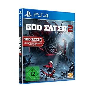 God Eater 2 – Rage Burst (inkl. God Eater Resurrection
