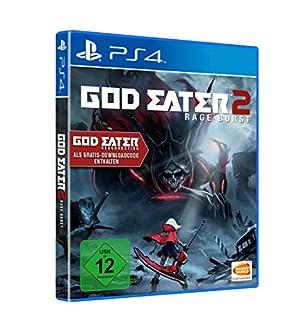 God Eater 2 - Rage Burst (inkl. God Eater Resurrection) [PlayStation 4] (B01ESLU3ZI) | Amazon price tracker / tracking, Amazon price history charts, Amazon price watches, Amazon price drop alerts