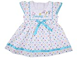 MomToBe Blue Bow Star Print Baby Girl's ...