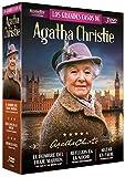 Los Grandes Casos de Agatha Christie: El Hombre del Traje Marrón + Reflejos en la Noche + Matar es Fácil [DVD]