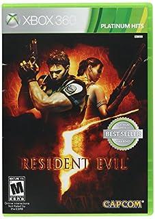 RESIDENT EVIL 5 by Xbox 360 (B000ZK6950) | Amazon price tracker / tracking, Amazon price history charts, Amazon price watches, Amazon price drop alerts