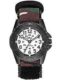 s.Oliver Jungen-Armbanduhr SO-3504-LQ