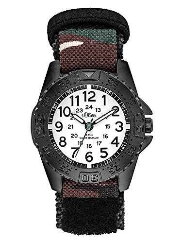 s.Oliver Boys' Watch SO-3504-LQ