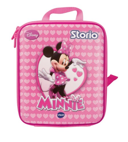 Disney - Mochila para Storio, diseño Minnie (VTech 3480-200969)