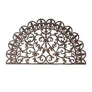 Antic Line Cast Iron Door Mat Half Moon