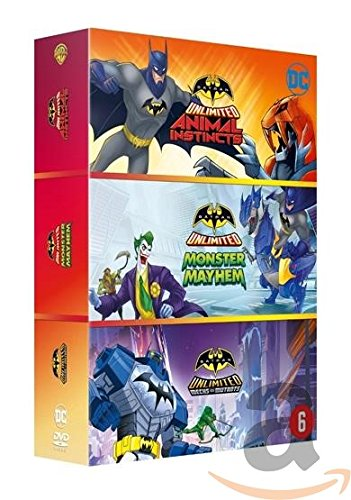 DVD - Batman - Unlimited Collection (1 DVD)