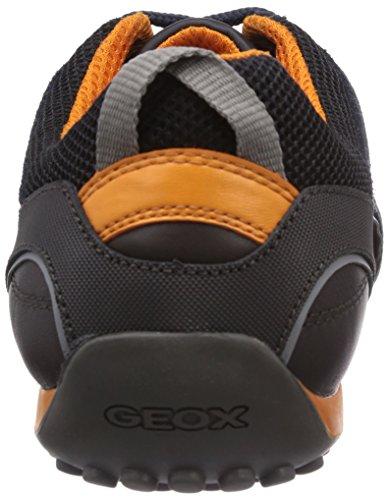 Geox UOMO SNAKE F Herren Sneakers Blau (NAVY/EBONYC4114)